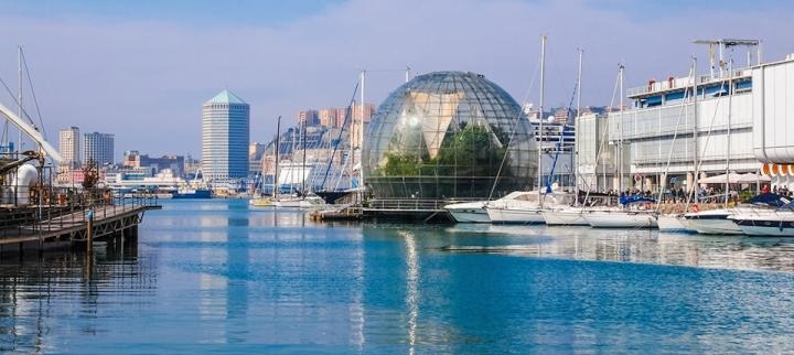 private-excursion-Genoa-aquarium