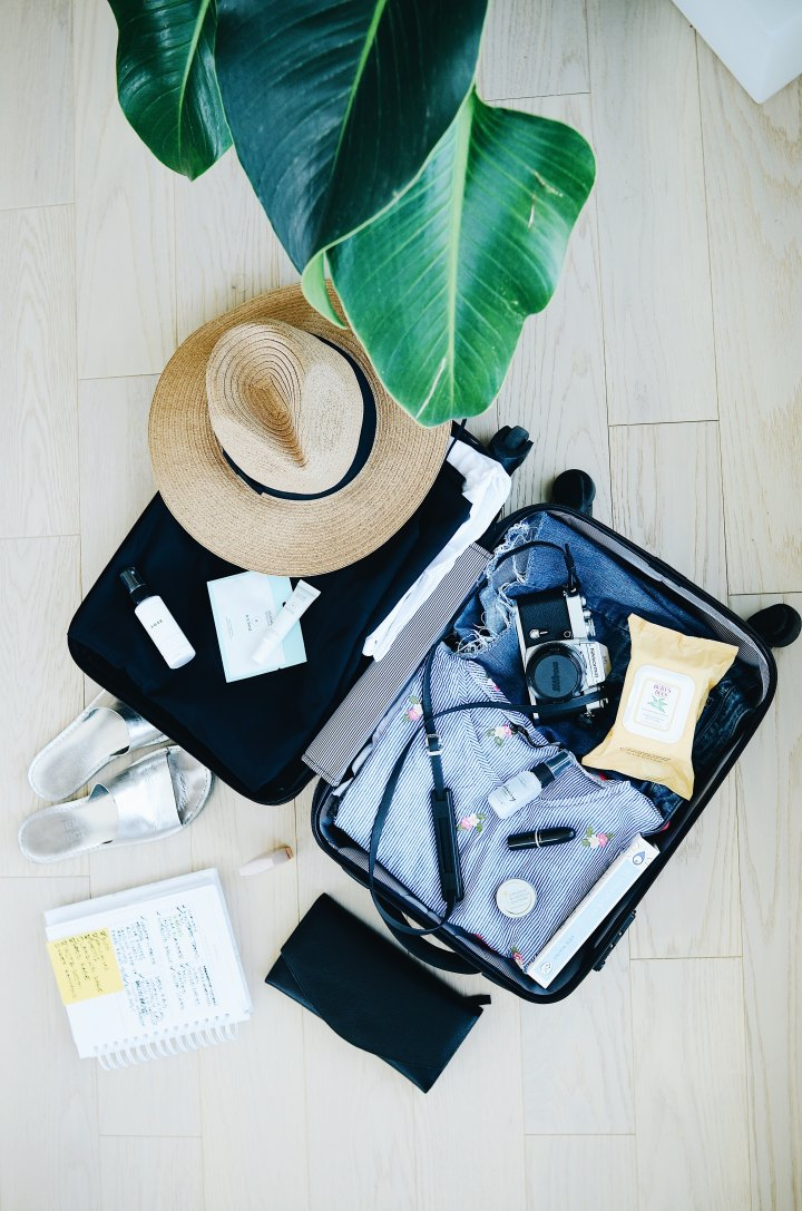 Tips and Tricks To Packing A Carry On For 4 Weeks Abroad