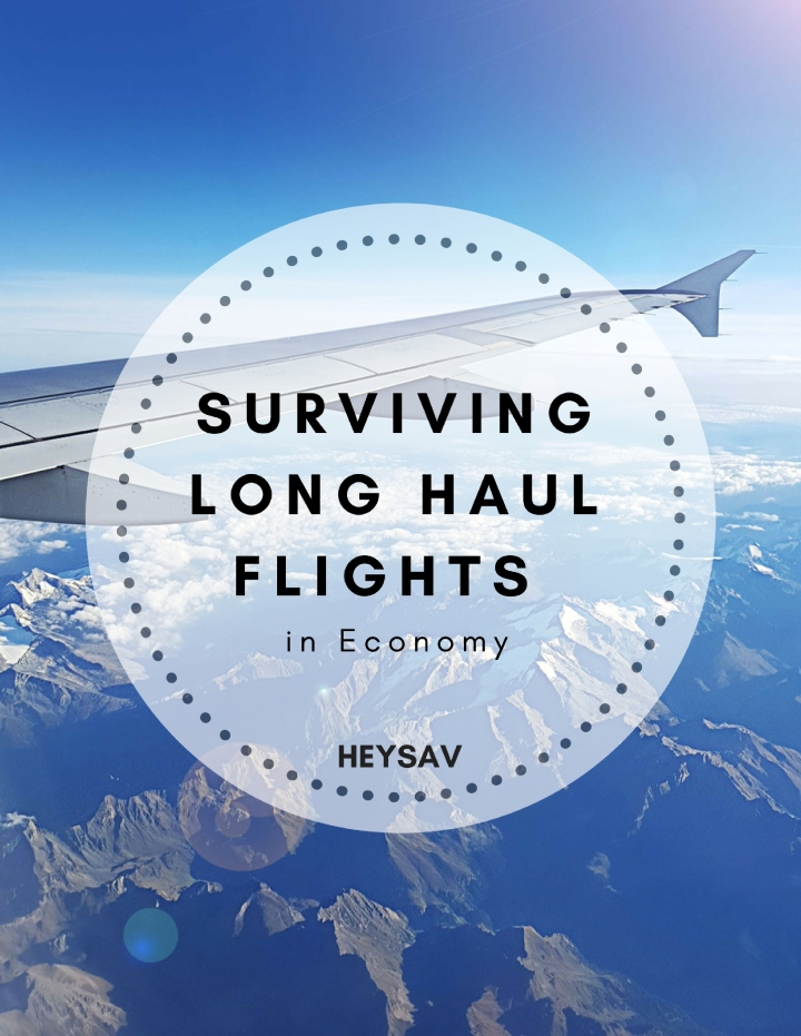 How To Survive A Long Haul Flights…. InEconomy